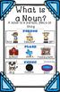 What is a Noun? Anchor Chart