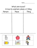 What is a Noun Sort