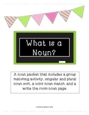 What is a Noun packet