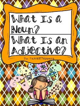 What is a Noun/Adjective?