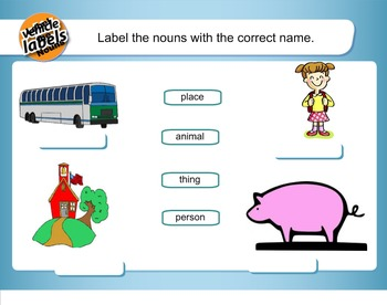 What is a Pal? Interactive Activities
