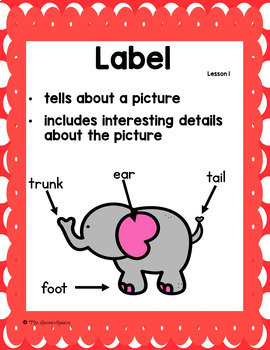 What is a Pal?- First Grade Supplemental Unit