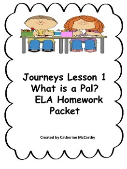 What is a Pal? Lesson 1