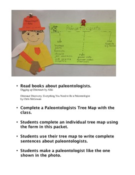 What is a Paleontologist?