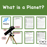 What is a Planet? Packet