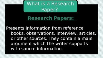 Developing a Research Paper: How to Ensure a Strong Beginning