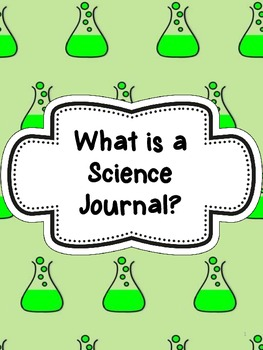 What is a Science Journal?