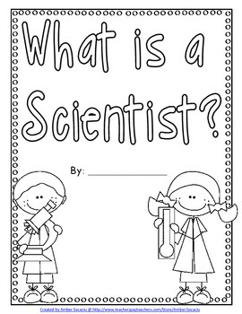 What is a Scientist? A Biography Study and Research Report Project