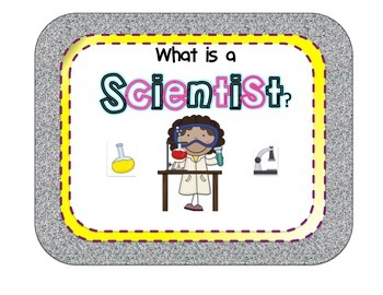 What is a Scientist Activities