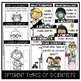 What is a Scientist? Different Types of Scientists and Science Tools