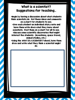 What is a Scientist?  Texas TEKS Resource and NGSS