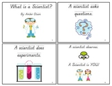 """What is a Scientist?"" mini book"