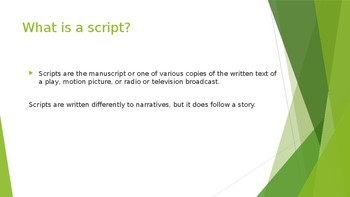 What is a Script?