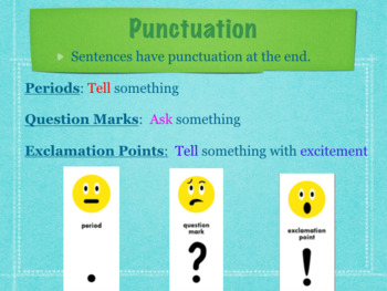 What is a Sentence Keynote