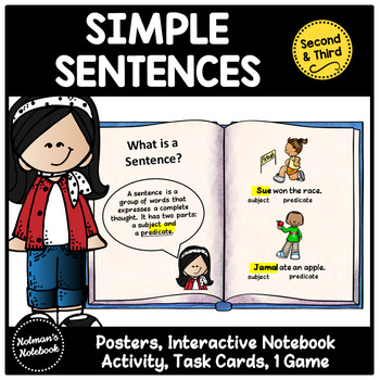 What is a Simple Sentence?