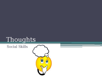 What is a Thought?