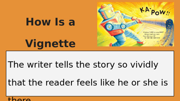 What is a Vignette? (Presentation)