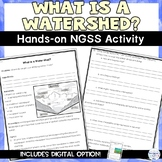 What is a Watershed? Hands-on Activity