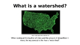 What is a Watersheds