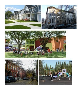 What is a community? (picture sort)