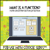 What is a function for use with Google Slides™️ Distance Learning