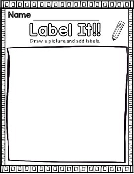 What is a label?