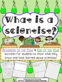 What is a Scientist? (CCSS)