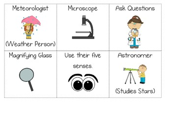 What is a scientist? Intro