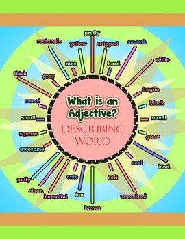 What is an Adjectives