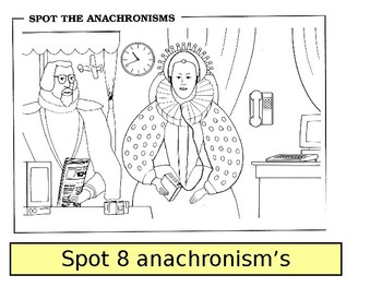 What is an Anachronism Quiz