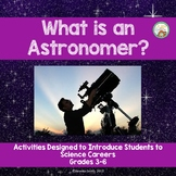 What is an Astronomer?  Science Careers