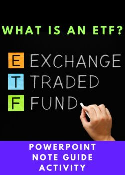 What is an ETF Lesson