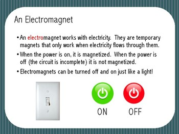 What is an Electromagnet