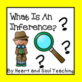 What is an Inference?  No Prep Power Point