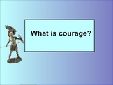 What is courage