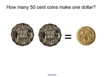 What is equal to a dollar? (Australian Coin Currency)