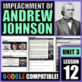 What is impeachment? Why was President Johnson impeached?
