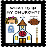 What is in My Church? Let's Make a Book