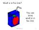 What is in the box? A beginning sight word story