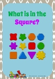 What is in the square?