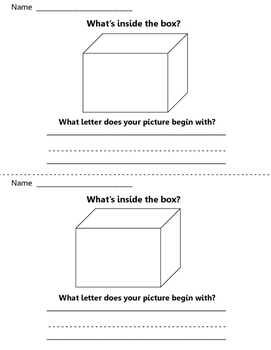 What is inside the box Write To Learn