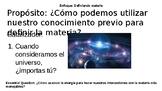 What is matter game _ESP slides