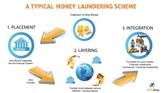 What is money laundering typologies