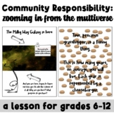 Anti-Bullying Anti-Cyberbullying Community Responsibility Classroom Lesson