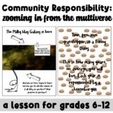 Anti-Bullying Anti-Cyberbullying Community Responsibility Classroom Lesson