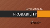 What is probability? Certain vs Impossible.