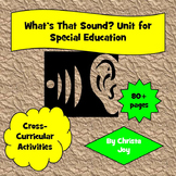 Sound Unit for Special Education
