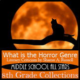 What is the Horror Genre? Alternative Assignments Houghton Mifflin Harcourt