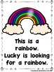 What is the Lucky Leprechaun Looking For?  (Emergent Reader and Lap Book)
