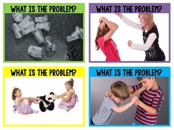 What is the Problem? {Problem Solving Cards}